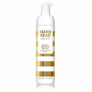 Espuma autobronceadora Express Bronzing Mousse de James Read 200 ml