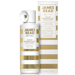 James Read Instant-Bräunungsspray 200ml