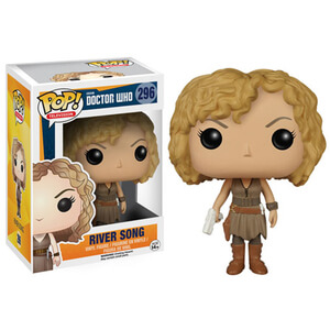 Doctor Who River Song Funko Pop! Figuur