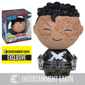 Marvel Captain America Civil War Crossbones Unmasked Entertianment Earth Exclusive Dorbz Action Figure