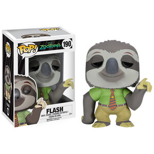 Disney Zootopia Flash Pop! Vinyl Figure