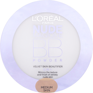 Polvos compactos Nude Magique BB Powder - Medio de L'Oréal Paris