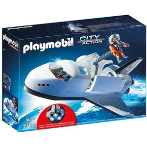 Playmobil City Action Space Shuttle (6196)