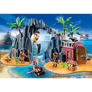 Playmobil Pirates Treasure Island (6679)