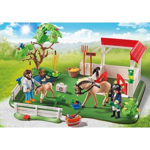 Playmobil Horse Paddock SuperSet (6147)