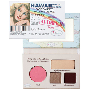 theBalm Trousse Autobalm Hawaii