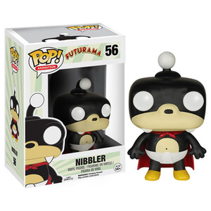 Figurine Nibbler Futurama Funko Pop!