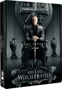 The Last Witch Hunter - Zavvi Exclusive Limited Edition Steelbook (UK EDITION)