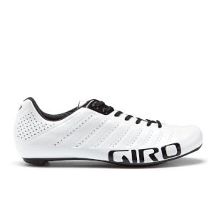 Giro Empire SLX Road Cycling Shoes - White/Black