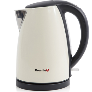 Breville VKJ776 Cream Collection Jug Kettle - Cream