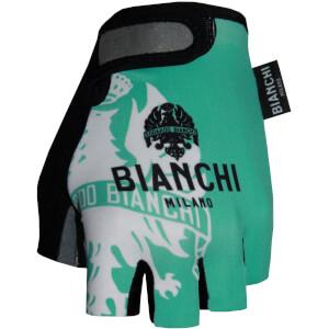 Bianchi Men's Ter Mitts - Green