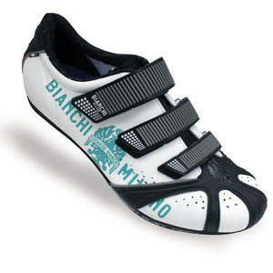 Bianchi Men's Octopus Shoes - White/Green