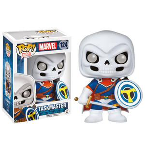 Marvel Taskmaster EXC Pop! Vinyl Bobble Head
