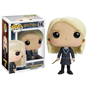 Figurine Pop ! Luna Lovegood Harry Potter