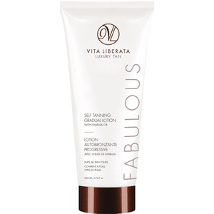 Vita Liberata Fabulous Self Tanning Tinted Lotion 漸變仿曬乳液 200ml