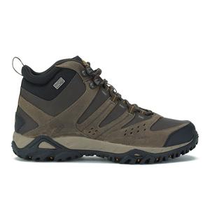 Columbia Men's Peakfreak Mid Walking Boots - Mud/Caramel