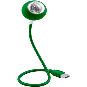 Vango USB Flexible Eye Light - Green