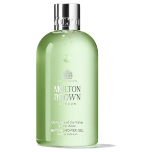 Molton Brown Dewy Lily of the Valley & Star Anise Bath & Shower Gel 300 ml
