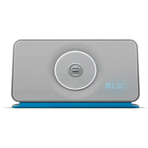 Bayan Audio Soundbook Classic Portable Wireless Bluetooth and NFC Speaker - White