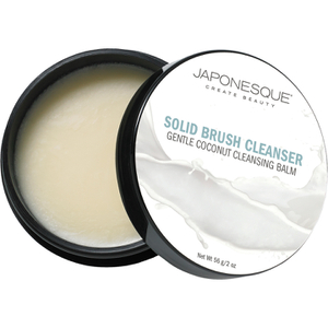 Japonesque Solid Brush Cleaner – Coconut 56 g