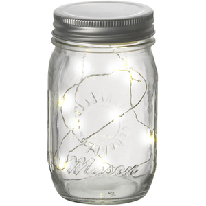 Parlane Jar with LED Lights