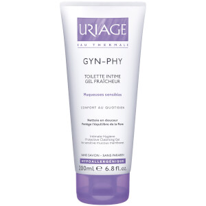 Uriage Gyn-Phy Intimate Hygiene Daily Cleansing Gel (200ml)