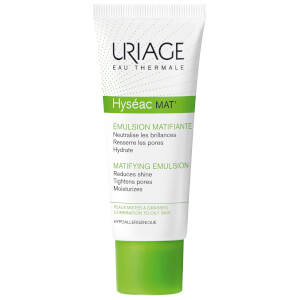 Uriage Hyséac Moisturizing and Mattifying Pore Refiner Emulsion (40ml)