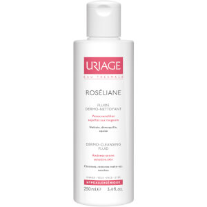 Uriage Roséliane Anti-Redness Dermo-Cleansing Fluid (250 ml)