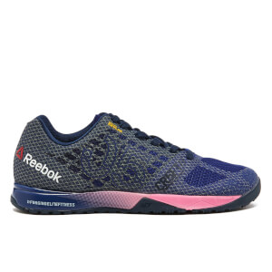 Reebok Crossfit Nano 5.0 Joggesko for kvinner – Marineblå