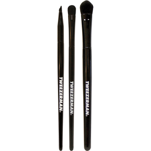 Tweezerman Brush iQ Eye Defining Brush Kit -silmämeikkisivellinsetti