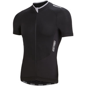 Nalini Graphite Ti Short Sleeve Jersey - Black