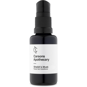 Carsons Apothecary Sheik's Musk Beard Oil