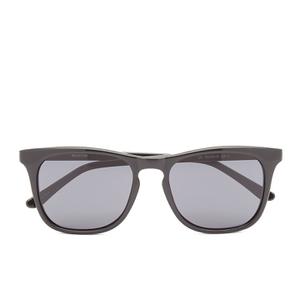 Selected Homme Men's Alberto Wayfarer Sunglasses - Black