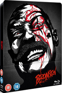 Bronson - Zavvi Exclusive Limited Edition Steelbook
