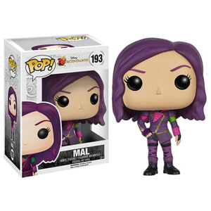 Figura Pop! Vinyl Mal - Los Descendientes