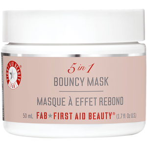 First Aid Beauty 5-in-1 Bouncy Mask -geelinaamio (50ml)