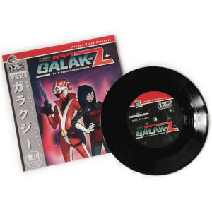 BO Vinyle Galak-Z: The Dimensional MGB - Bande Originale (1LP)