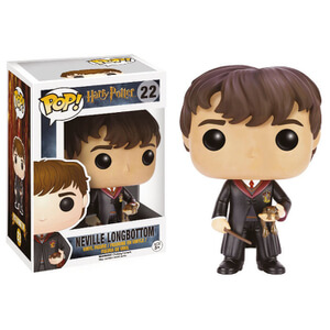 Figurine Pop ! Neville Londubat Harry Potter