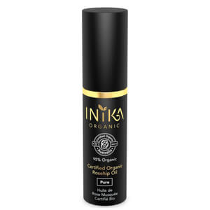 INIKA Certified Organic Pure Rosehip Oil 15 ml