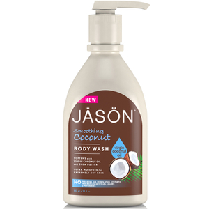 JASON Smoothing Coconut corpo Wash 887ml