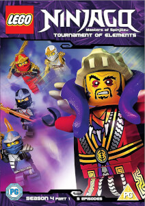 Lego Ninjago - Series 4: Volume 1
