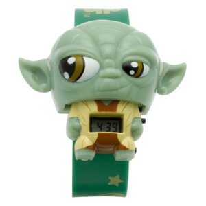 BulbBotz Star Wars Yoda Watch