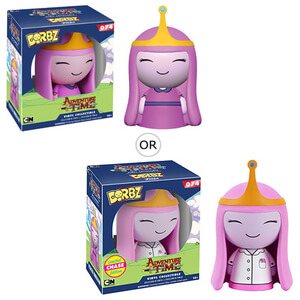 Figurine Dorbz Princesse Chewing-Gum Adventure Time ou Variante Chase