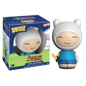Adventure Time Finn Dorbz Vinyl Figur