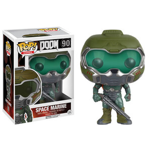 Doom Space Marine Pop! Vinyl Figure