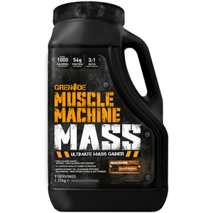 Grenade Muscle Machine Mass