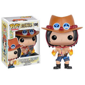 Figurine Pop! Vinyl One Piece Portgas D. Ace