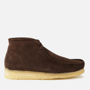 Clarks Originals Men's Wallabee Boots - Brown Suede