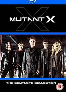 Mutant X - The Complete Collection