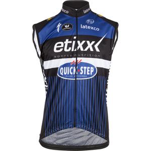 Etixx Quick-Step Kaos Gilet 2016 - Black/Blue
